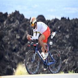HH Shaikh Nasser Bin Hamad Al Khalifa - 2018 Ironman World Champion (Executive Division)