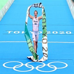 3 x Ironman Middle East Champion
