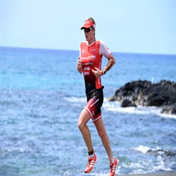 World Champion Triathlete, Ironman Africa Champion
