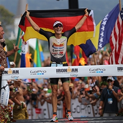 2014 Ironman World Champion