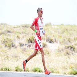 Terenzo Bozzone - Ironman 70.3 Champion, World Record Holder