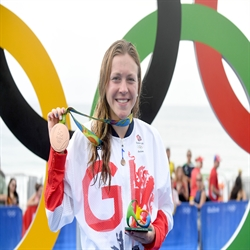 Vicky Holland - 2016 Olympic bronze medallist