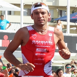 2015 Ironman Taiwan Champion