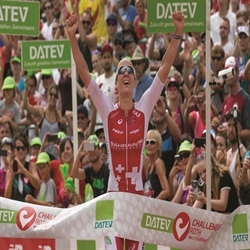 Daniela Ryf  - Ironman World Champion, 2x Ironman 70.3 World Champion
